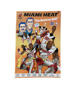MIAMI HEAT SPECIAL EDITION COMIC BOOK #1 COLLECTOR EDITION 2005 SHAQUILLE O'NEAL - $37.19