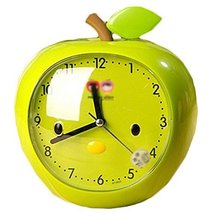 George Jimmy Cute Student Alarm Clock Stylish Silent Bedside Alarm Clock #36 - $31.38