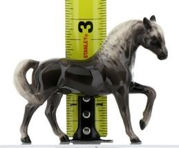 Hagen Renaker Miniature Horse Morgan Stallion Ceramic Figurine Boxed image 2