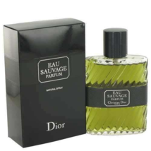 Christian Dior Eau Sauvage Parfum 3.4 Oz Parfum Spray - $340.97