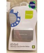 IOGEAR 56-in-1 USB 2.0 Pocket Flash Memory Card Reader/Writer, GFR281 - $18.00