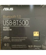 ASUS - USB-BT500 - Bluetooth 5.0 Smart Ready USB Adapter - Black - $34.60