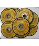 "Dewalt DWA4511 4-1/2"" x 1/8"" x 7/8 Metal Cutting & Grinding Wheels 10 Pack - $7.43"