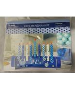 Design Group Hanukkah Kid's Menorah Activity Kit Arts & Crafts - $4.95