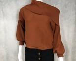 Burnt Orange chunky Cowl Multiuse Sweater
