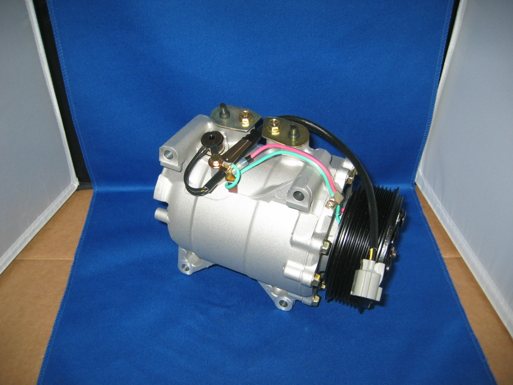 04-08 Acura TSX 2.4 Auto AC Air Conditioning Compressor Part Kit