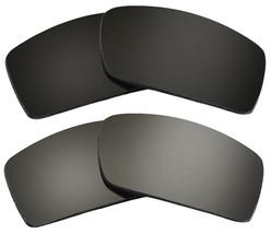 Polarisierte Ersatzgläser für Oakley Gascan Sonnenbrille Anti-kratzer - $41.06