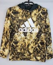 Adidas youth kids sweatshirt hoodie long sleeve basketball size M 10-12 - $19.78