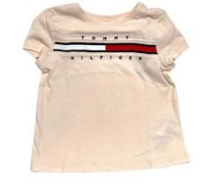Tommy Hilfiger Kids T-Shirt Girls Beige- M (8-10) - $26.99
