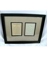 Framed Civil War Letter Dated May 18th 1865 w/ Printed Description Ohio ... - $985.05