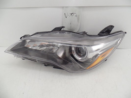 Oem Headlight Head Light Lamp Headlamp Toyota Camry Se 15 16 Lh Chip Mount - $99.00