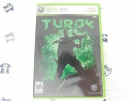 Turok Microsoft Xbox 360, 2008 With Manual - $14.95
