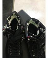 NIB 100% AUTH Chanel 15C G30614 Black/Dark Grey Side Zipper Short  Boots... - $839.52