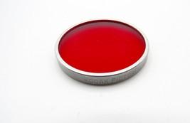 Vintage Kodak - Pictorial Red Filter - Series VI - Drop-in Style - Clean Cond. - $15.00
