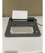 Vintage Smith Corona DeVille 450 Electric Correcting Typewriter TESTED W... - $73.60