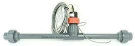 GF SIGNET P5130-P0 FLOW SENSOR MK515-P0 W/ NIBCO PVC TUBING image 1