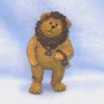 "Boyds Shoe Box Bear ""Lion"" - Wizzard of Oz- #3260- NIB- 2005 - $23.99"