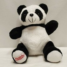 Panda Express Plush Toy Black White Stuffed Animal China Chinese Food Bear - $11.99