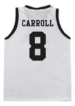 Jim Carroll Di Caprio St Vitus Basketball Diaries Jersey Sewn White Any Size image 2