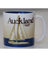 Starbucks Auckland New Zealand Icon mug 16 Oz 2016 Rare - $82.47