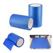 160mm*30m Blue Tape Heated Bed Masking Tape with Adhesive for CR10 3D Pr... - $40.99