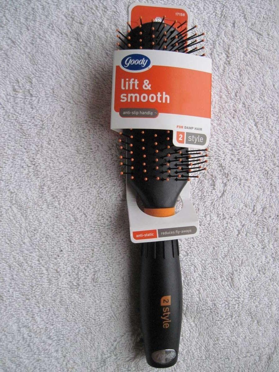 goody flat head lift smooth damp hair brush and 15 similar items