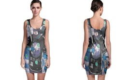 New Hello Kitty BODYCON DRESS FOR WOMEN - $22.99+