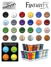 Fantasy FX Cream Makeup Mehron  11 Colors Water Washable - $5.99