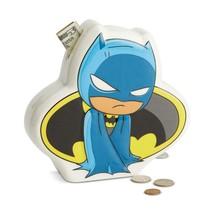 DC Super Friends Batman Coin Money Bank Durable Dolomite
