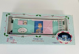 Precious Moments-Sugar Town Express Train Cargo Car-1997 Limited Edition... - $15.00
