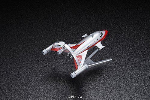 NEW BANDAI MECHA COLLE Ultraman Series No 5 SPACE VTOL Plastic Model Kit Japan