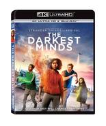 The Darkest Minds [4K Ultra HD + Blu-ray] - $14.95