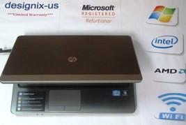 "HP ProBook 4430S 14"" Laptop Core i5 2.5GHz 4GB 500GB Wi-Fi HDMI DVD WIN ... - $241.87"