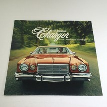 1976 Dodge Charger, Daytona, Sport. Specifications Car Auto Brochure Catalog - $7.09