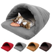 PetArtist® Hot Dog House Warm Winter Puppy Cat Bed Slippers Style Puppy ... - $20.97+