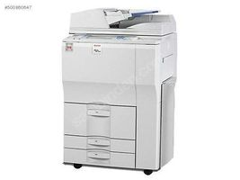 Ricoh Aficio MP 7500 Black and White Laser Multifunction Printer - $1,700.00