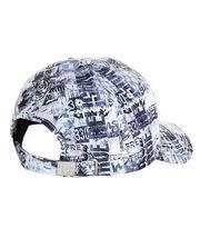 True Religion Men's Graffiti Patterned Logo Baseball Cap Sports Strapback Hat image 4