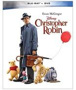 Disney Christopher Robin (Blu-ray/DVD) - $11.95