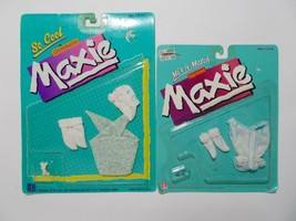 Maxie Doll Fashions So Cool and Mix n Match Vintage Hasbro 1987 - $19.79