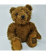 "Giorgio Bear Beverly Hills 11"" Plush Stuffed Logo Bear 1996 Collectors EUC - $12.16"