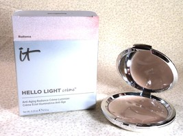 IT Cosmetics Hello Light Creme Anti-Aging Creme Luminizer - Radiance - 0.23 oz.  - $18.99