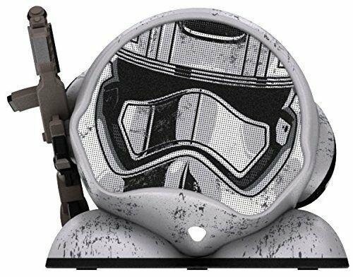 Disney iHome Star Wars Captain Phasma Bluetooth Wireless Character Speaker - $16.92