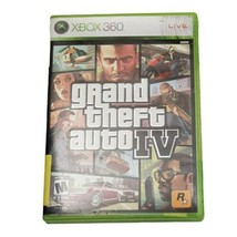 Microsoft Xbox 360 Grand Theft Auto IV Video Game (Complete, 2008) - $17.41