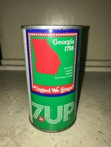 7 UP UNCLE SAM CAN 1976, GEORGIA - COMPLETE YOUR COLLECTION!! - $7.99