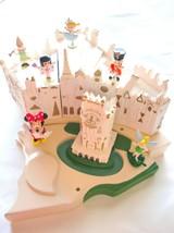 Fantasyland It's a small World Miniature Diorama 2 Clock tower Figure Mi... - $68.31