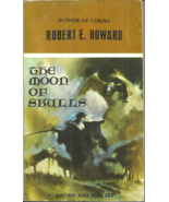 THE MOON OF SKULLS  -  Robert Howard - SOLOMON KANE PULP ADVENTURES - UK... - $3.50