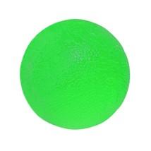 Cando 10-1493 Green Circular Hand Exercise Ball, Medium Resistance, Stan... - $11.69