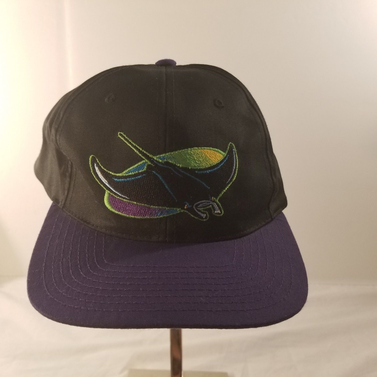 3ce8b17a365 Tampa Bay Devil Rays Vintage Mlb Snap Back and 50 similar items. S l1600