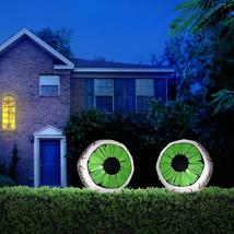 Joiedomi 2 Pack Huge Halloween 3 FT Inflatable LED Light up Eyeball for ... - $68.60