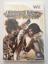 Prince of Persia: Rival Swords (Nintendo Wii, 2007) - $6.44